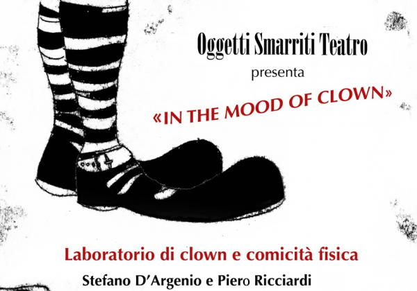 In the mood of Clown